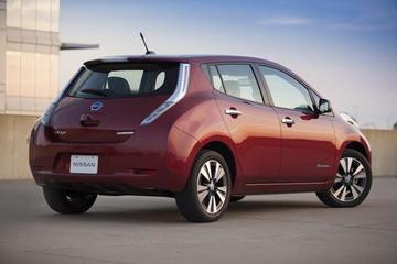 日产北美召回逾200辆聆风电动车 存漏焊问题
