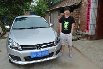 一个北京iEV4电动车主的账本:日行142公里,百公里5元钱