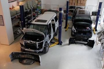 拆车坊26期首拆MPV车型 GL8/艾力绅安全大比拼