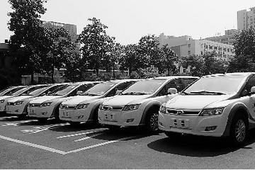杭州年底前新增500辆比亚迪e6纯电动出租车