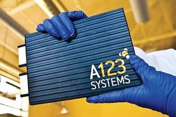 A123被中国企业收购 通用汽车转向韩国采购电池