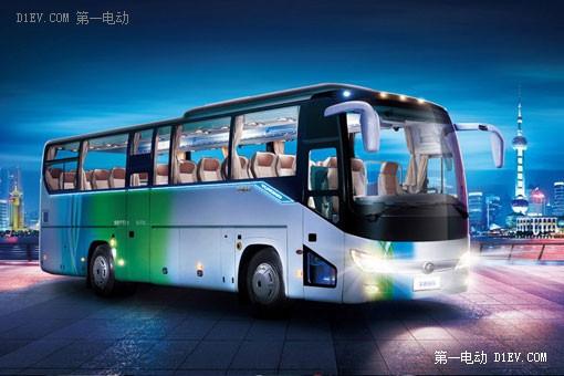 宇通新能源客车