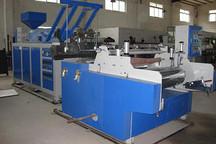 """北京机械工业自动化研究所""""单向拉伸薄膜生产线""""试车成功"""