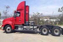 牵引34吨无压力 美国一公司研发出400马力电力驱动系统