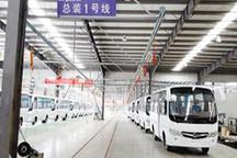 云南五龙试制三款12米新能源客车 最大年产能5000辆