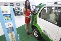 2014杭州新能源车展9月19日开展