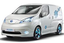 日产6月发售第二款纯电动汽车e-NV200