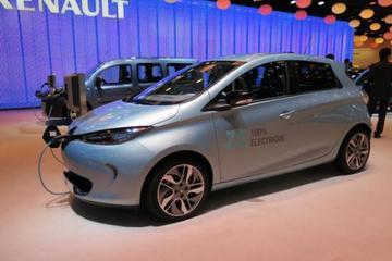 法国5月电动汽车销量年比大增37%