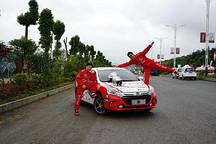 比亚迪秦中国汽车拉力赛首段赛事回顾 最终调试