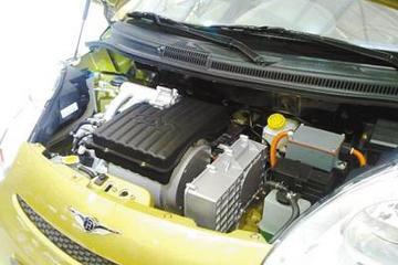 重庆研制出高速轮毂电机四驱电动汽车 百公里加速12秒