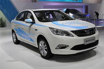 长安新能源车累计销售超5700辆 纯电动车逸动今年上市