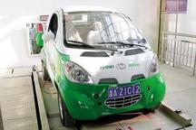 """中国电动汽车探索""""只租不卖""""新商业模式"""