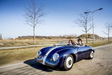 荷兰公司推轻型电动敞篷车 约22.6万元人民币