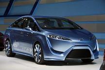 日本政府给燃料电池车补贴减税 对决特斯拉