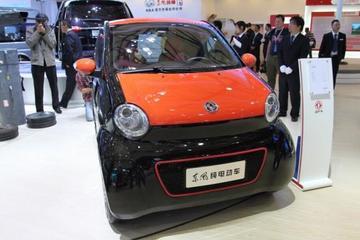 武汉纯电动车数量稀少 东风ej02电动轿车下月上市