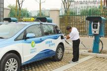 南京河西年底将有300辆电动出租车上路