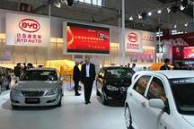 比亚迪十大领域新能源车战略计划曝光 涉及16款新车