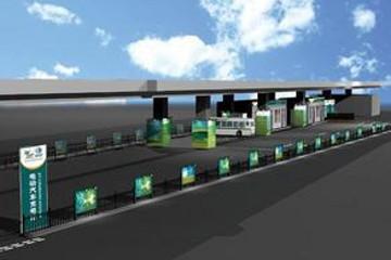 京港澳高速河南段26座城际快速充电站即将上岗