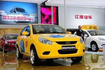 合肥明年将推广新能源车1万辆 降低裸车成本