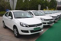江淮iEV4纯电动家轿北京正式上市  售价7.48万元