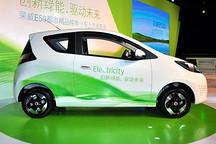 上海浦东将出新能源车推广方案 2015年推1000辆