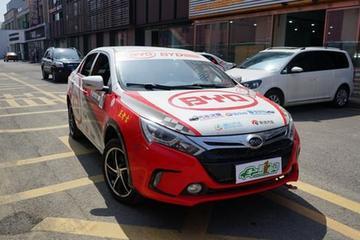 比亚迪秦首战中国汽车拉力赛 技术亮点与不足