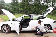 未来征服地球的电动汽车 特斯拉一日试驾测评