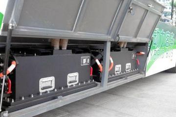 福田混动客车通过国家863重大项目验收