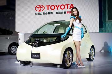 丰田混动车销量超700万辆 让业界望其项背