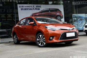 广丰雷凌LEVIN将推混动车 常熟投产CVT