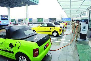 京港澳高速湖北段6服务区建充电站 6年内电动汽车可出省游