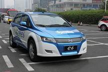 第六批上海市私人购买新能源汽车补贴试点车型