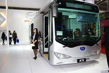 比亚迪牵手广汽成立新能源客车公司
