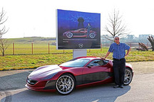续航600公里 克罗地亚Rimac Concept One交付首位美国车主