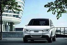 奥迪将推A2Q电动车与宝马i3竞争 续航500km