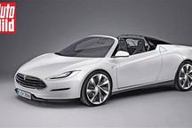 特斯拉第二代电动跑车可能命名Model R 有望2020年推出