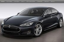 """新色新选配 特斯拉Model S""""小改款""""首次亮相"""