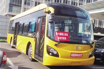 包头年内将投入50辆纯电动大巴 采取电池租赁模式