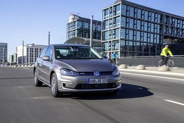 大众e-Golf热卖 挪威7月电动汽车销量暴增400%