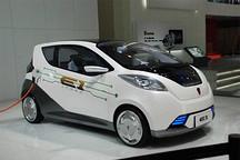 新能源进入快车道 上汽借力产品公私兼顾