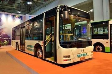 金旅签下中东市场10亿公交车大单 纯电动公交多点开花