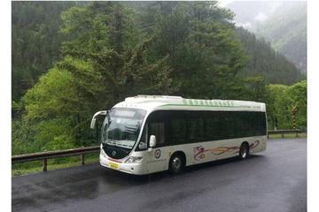 西门子为世界首辆翻越3600米海拔的纯电动客车提供动力总成系统