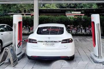 特斯拉超级充电站进驻杭州黄龙饭店 或成未来酒店标配