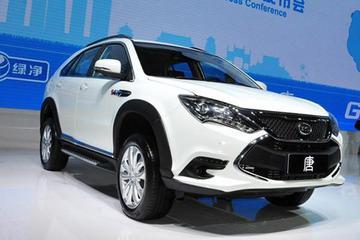 比亚迪发布半年报 新能源汽车销量增6倍