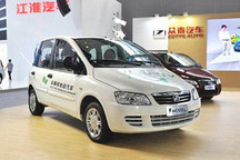 2012年度绿车评选纯电动车之众泰M300EV