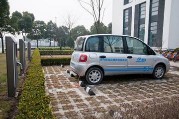 电动车充换电定制服务全面启动 成本只有汽油车的1/10