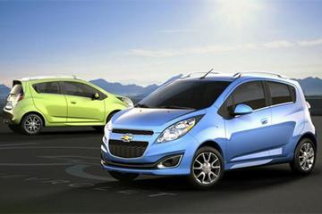 韩国GM生产雪佛兰Spark电动车 约23万元