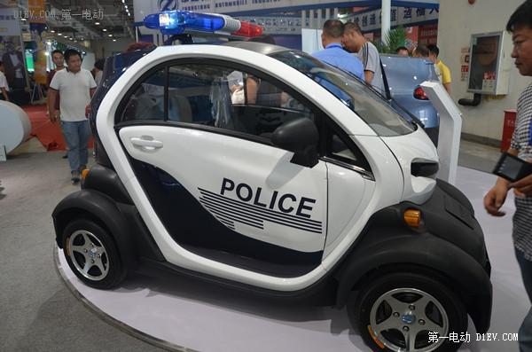 微米电动汽车规划年产能5万台.