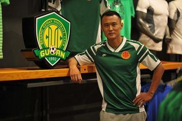 国安队长徐云龙加入 宝马之诺俱乐部启动