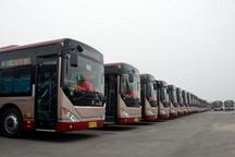 山东聊城首批100台新能源公交车投入运行